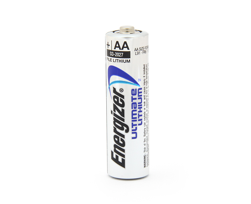 Energizer Ultimate Lithium L91 AA - Lithiová baterie, 1ks